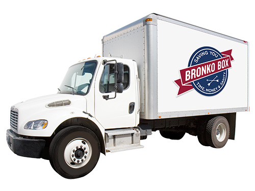 Bronko Box - Making Austin moves easy since 2012