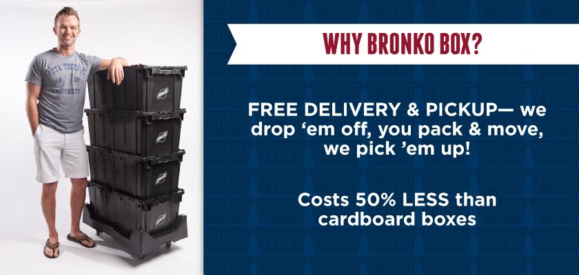 Why Bronko Box?
