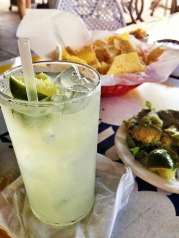 Photo Courtesy of Guero's Tacos.